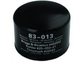 Olejový filtr pro motory travních sekaček (nahrazuje Briggs 492932)