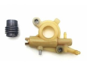 Olejové čerpadlo Alpina 45, 52,  Castor GGP Stiga 400, 450, 460, 500, 510 nahrazuje or.díl číslo 8251590
