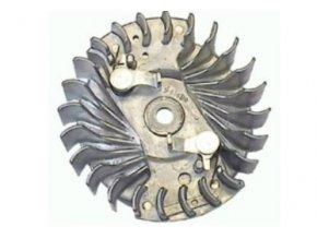 Setrvačník-  Ventilátor s magnetem Oleo-Mac 947, 952 originál