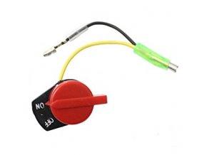 Stop spinač Honda-dvojtý kabel G100, G150, G200, GX....