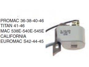 Zapalování McCulloch PROMAC 36-38-40-46 TITAN 41-46 MAC 538E-540E-545E CALIFORNIA EUROMAC S42-44-45