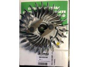 Setrvačník- Ventilátor s magnetem Oleo-Mac 956, 962 originál 50010331BR