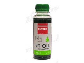 Olej pro dvoutaktní motory 100ml - NEVADA zelená