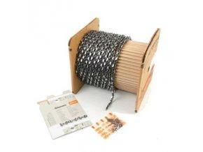 Řetěz pilový Stihl 3/8 -1,5mm role 100 stop RS (36220001640)
