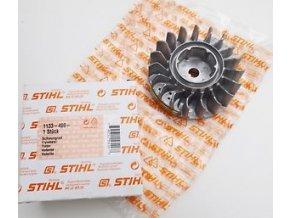 Setrvačník- Ventilátor s magnetem Stihl MS270, MS280 originál 11334001204