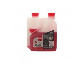 Olej pro motorové pily 0,5 l, dávkovač - NEVADA červená (10-0151NV)