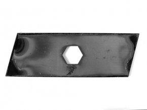 Nůž 16,3 cm Solo 516/518/519 | Makita PV3936, UM380 | Dolmar EV 3915 | Pubert Cesar 45P, Cesar 40B - (2018430 / K320020029 / SL2018430 / 682 018 430)