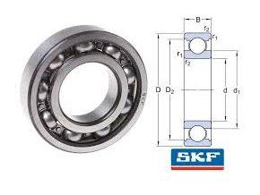 Ložisko 6001C3 SKF Husqvarna 333R