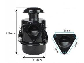 Vzduchový filtr Kipor 178F, Yanmar L70