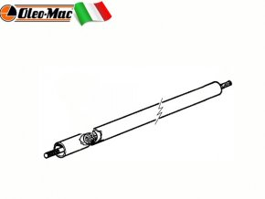 Trubka k křovinořezu Oleo-Mac Sparta 26, 40, 250, 733T, 735T,  průměr 26mm originál 4160011R