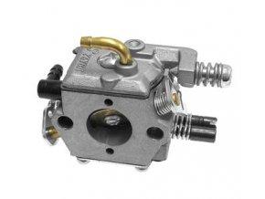 Karburátor s automatickým odsáváním pily Hecht (není originál) Victus CS45, Favoryt TS45 / 52/460/520, NAC SPS01-45 / SPS02-45 / SPS0152, Cedrus T4518 / T5018, TOPSUN T4516 / 4518 / T5016