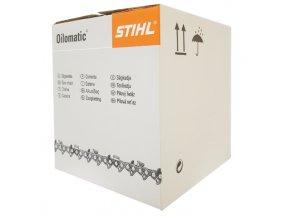 """Pilový řetěz Stihl Picco Micro PM3 , 3/8""""  1,3 mm role 100 stop, kulatý zub 36360001640"""