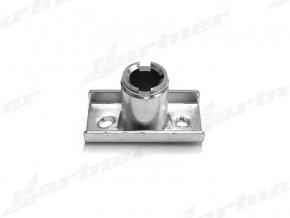 Unašeč nožé Lider, Faworyt GYK46, GYK51, NAC Ursus (s povrchem pro Seger) - hřídel 22,2 mm