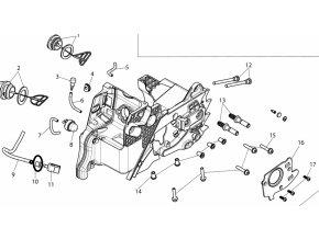 Trubice Oleo-Mac motorové pily