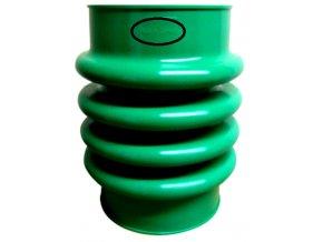 Měch (VLNOVEC) pro Wacker BS60, BS60-2, BS60Y, BS62Y, BS70, BS70-2, BS600, BS700 -průměr 168mm výrobeno V Německu
