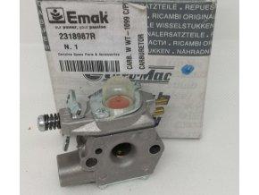 Karburátor Oleo-mac BC350S, BC350T, BC400S, BC400T, BC441T- originál 231897R