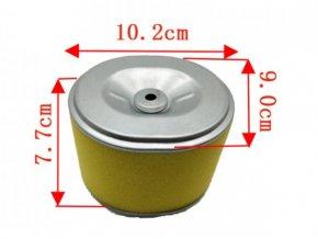 Vzduchový filtr Honda GX 240, GX 270 nahrazuje 17210-ZE2-822, 17210-ZE2-821, 17210-ZE2-505  OREGON