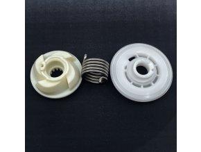 Startovací kladka Husqvarna 545 Mark II, 545G Mark II originál 599289201