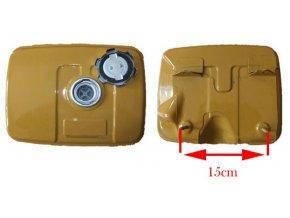 Palivová nádrž Robin EY 20, Robin EY20 nahrazuje 227-60201-11