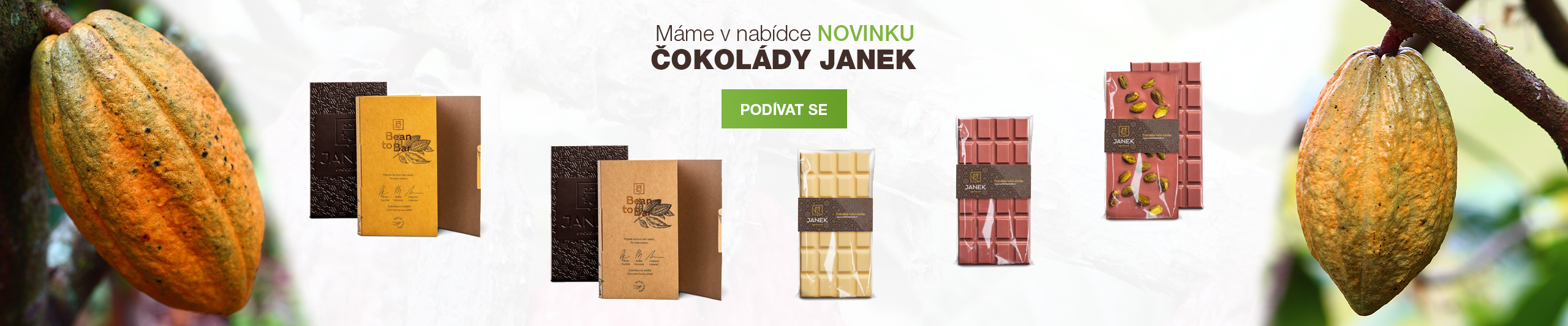 Čokolády Janek