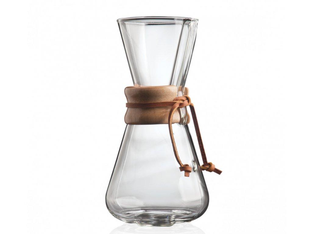 Chemex na 3 šálky kávy (CM-3A)