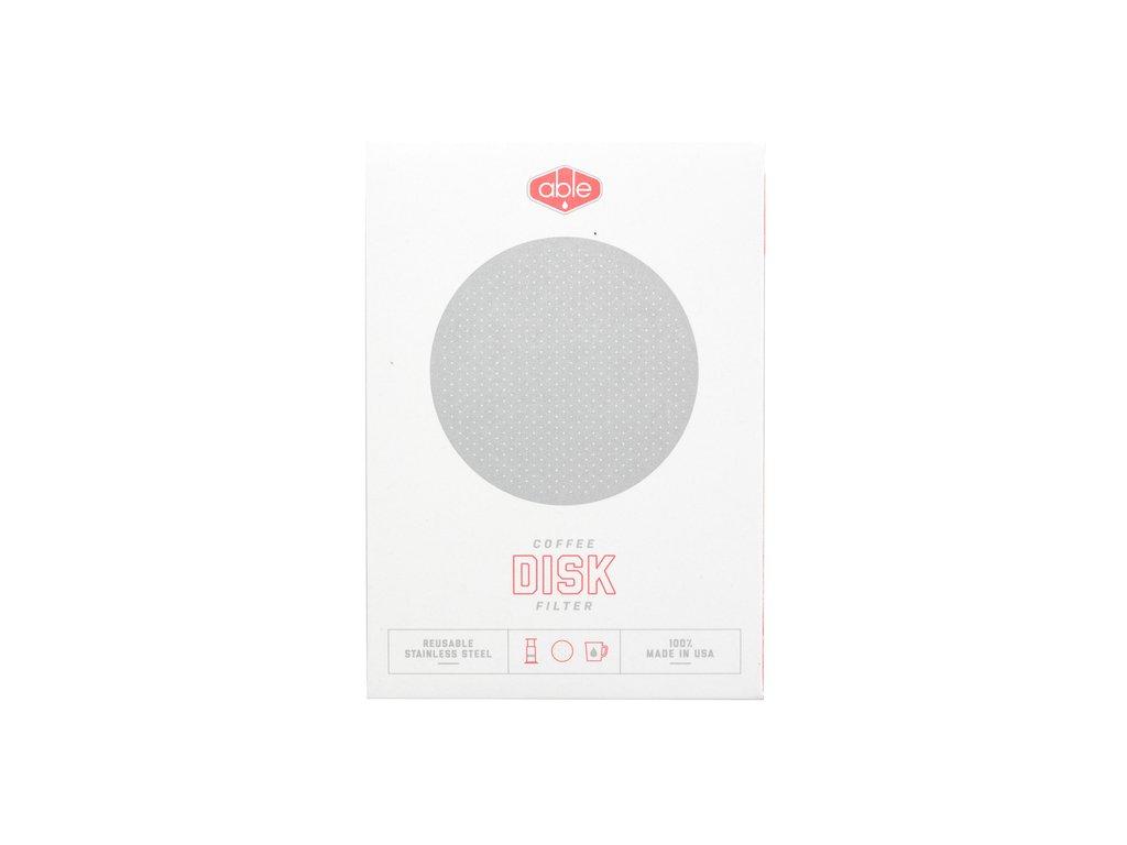 Filtr Able Disc Standard - Kovový filtr pro Aeropress