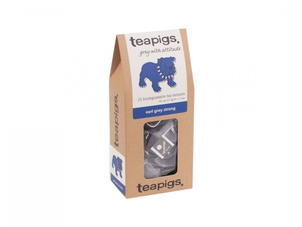 Teapigs Earl Grey Strong 15 ks
