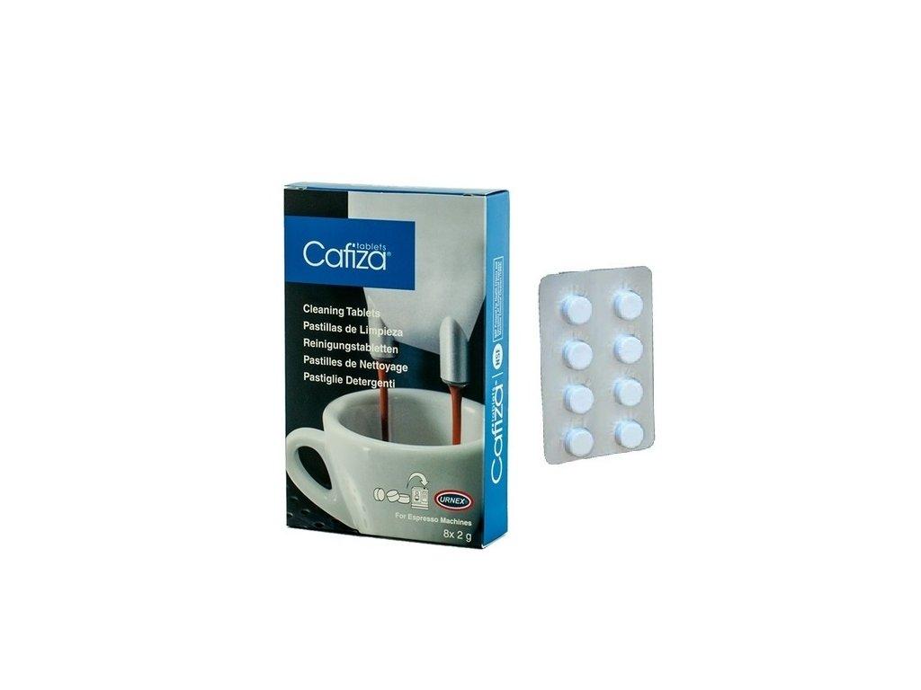 Urnex Cafiza tablety na čištění kávovarů 8 x 2g