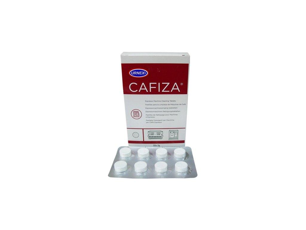 Urnex Cafiza tablety na čištění kávovarů 32 x 2g