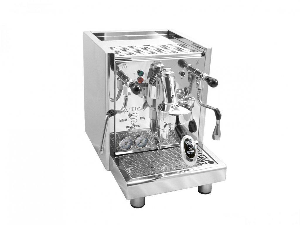 Pákový kávovar Bezzera Mitica, typ: Model S
