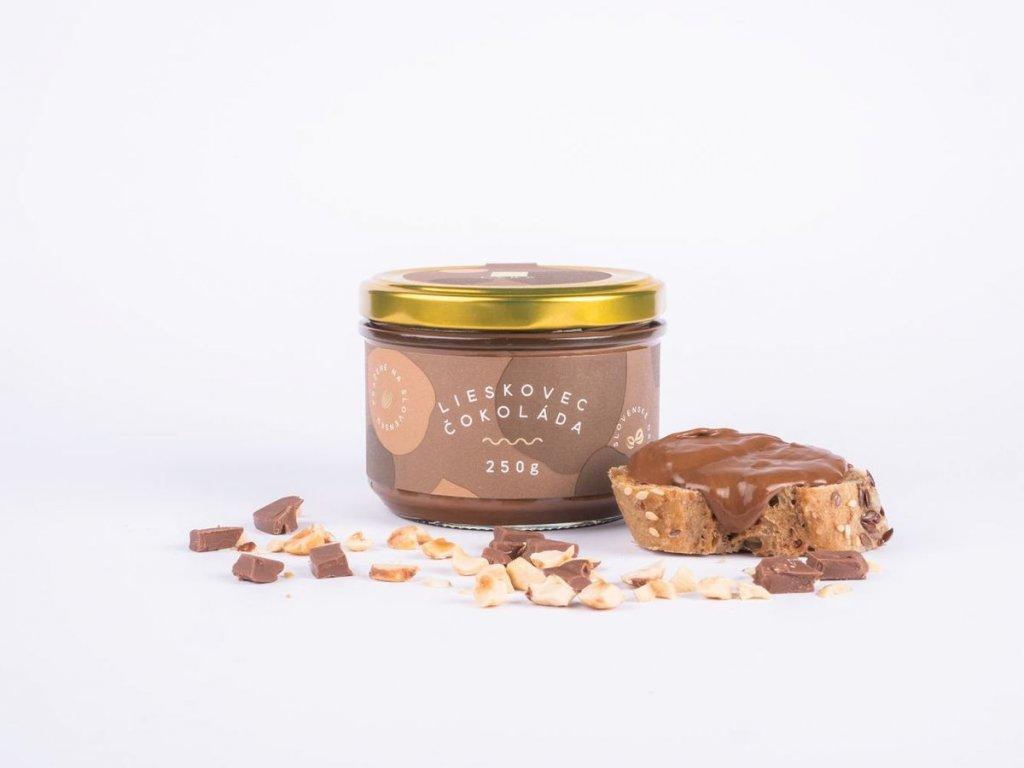 Lyra lískový krém - Čokoláda