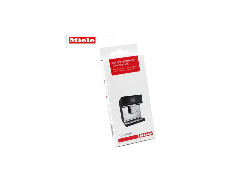 Miele 10270530 čisticí tablety do kávovaru 10 ks