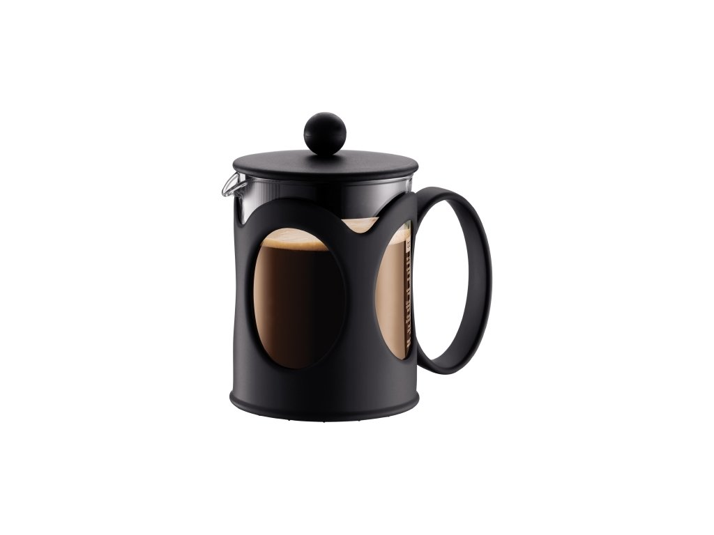 French press BODUM® KENYA černý