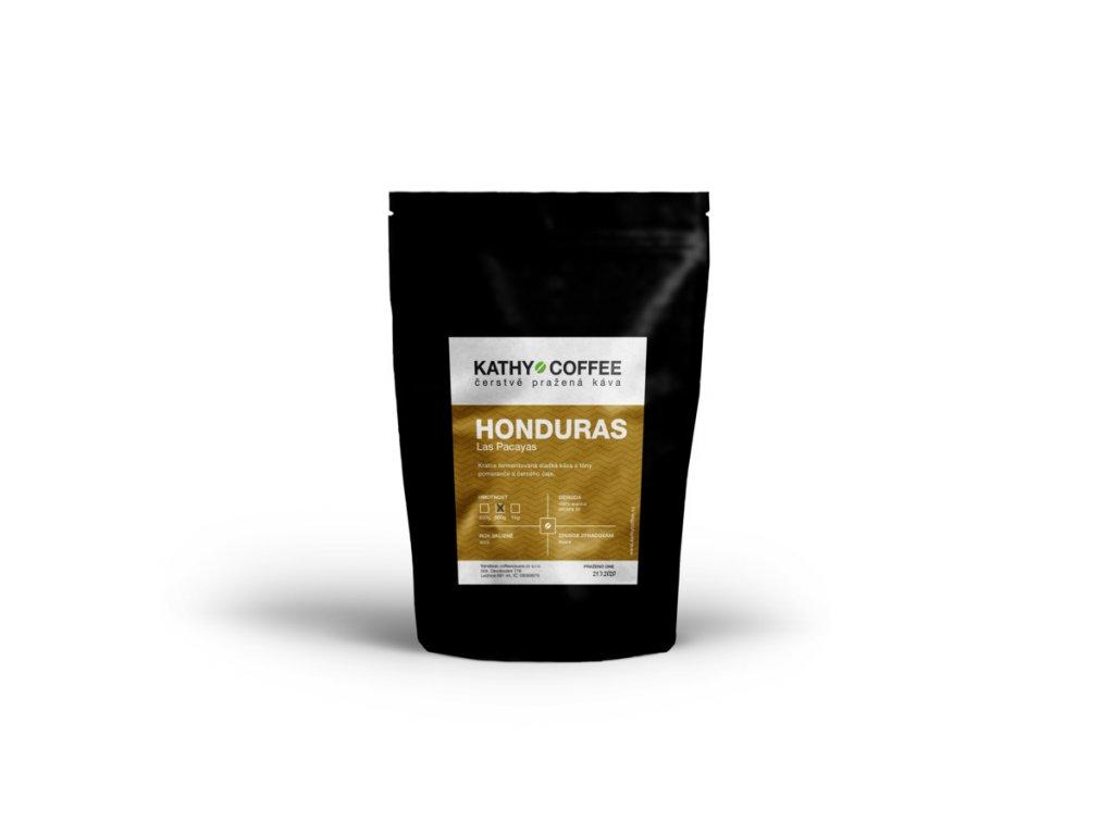 Káva Honduras Las Pacayas