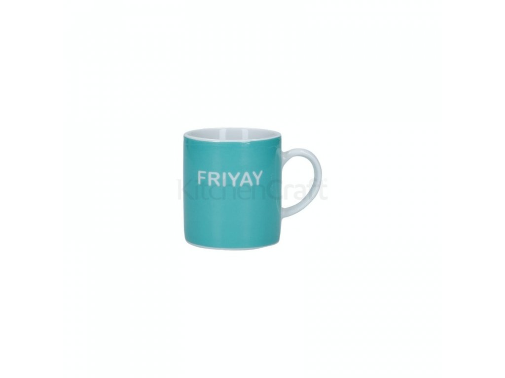 Šálek na espresso Kitchen Craft Porcelain - Friyay