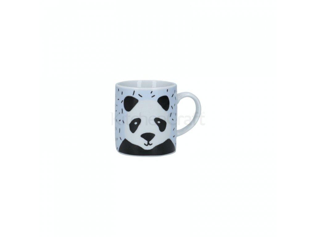 Šálek na espresso Kitchen Craft Porcelain - Panda