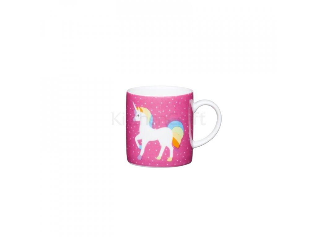 Šálek na espresso Kitchen Craft Porcelain - Unicorn