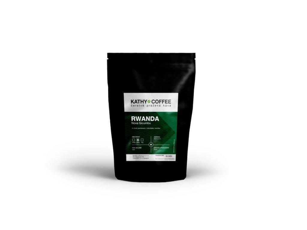 Káva Rwanda Nova Gicumbu