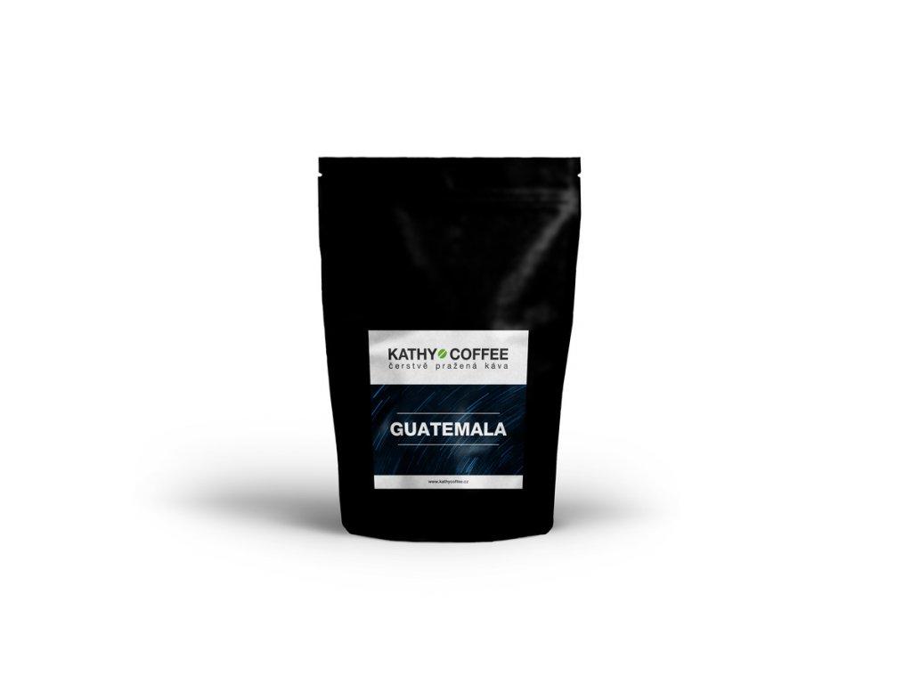 Káva Guatemala Domingo Lopez