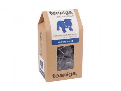Teapigs Earl Grey Strong čaj - 50 ks