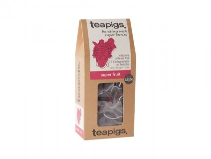 Teapigs Super Fruit 15 ks