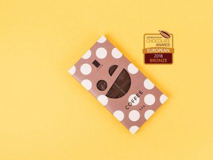 Lyra COFFEE - 40% mléčná s kávou 50g