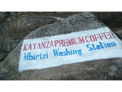 Káva Burundi Mbirizi