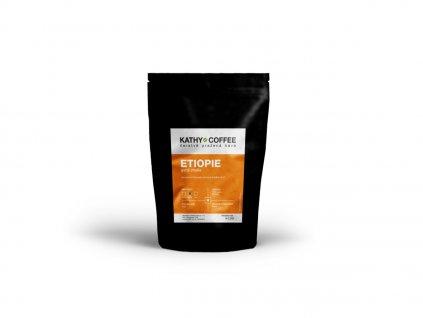 Káva Etiopie genji challa