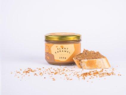 Lyra lískový krém - Slaný karamel