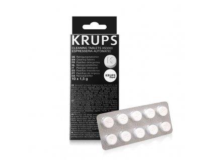 Krups XS300010 čisticí tablety