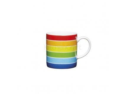 Šálek na espresso Kitchen Craft Porcelain - Rainbow