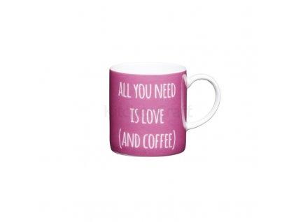 Šálek na espresso Kitchen Craft Porcelain - All You Need