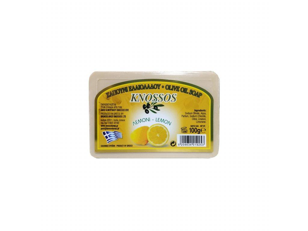2. Olive Oil Soap Lemon 100g