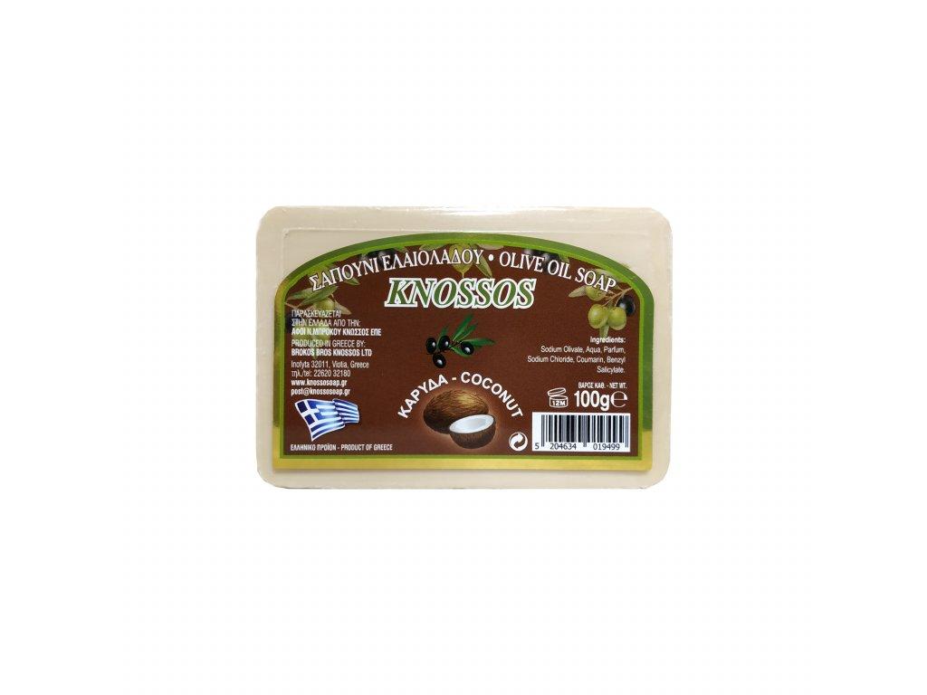 2. Olive Oil Soap Coconut 100g